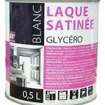 Peinture laque glycéro Batir 1er - Boîte 2,5 l - Blanc de la marque RECA image 2 produit