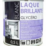 Peinture laque glycéro Batir 1er - Boîte 2,5 l - Blanc de la marque RECA image 3 produit