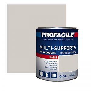 Peinture multi-support intérieur couleurs, PROFACILE 0.5 litre Toile de lin de la marque PROFACILE image 0 produit
