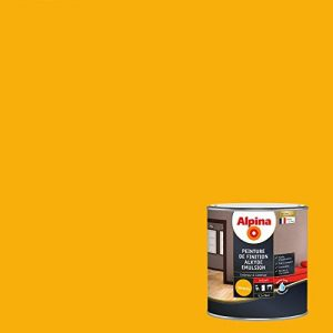 peinture mur jaune TOP 9 image 0 produit