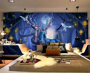 peinture murale bleu nuit TOP 12 image 0 produit