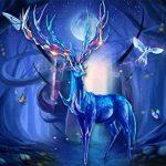 peinture murale bleu nuit TOP 12 image 1 produit