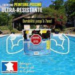 Peinture piscine béton - ARCAPISCINE - noir graphite ral 9011, 10l de la marque ARCANE-INDUSTRIES image 4 produit