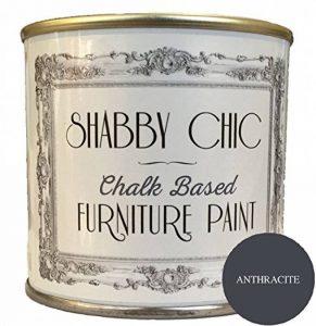Peinture pour meubles à base de craie pour style rétro chic - 125ml, gris, 13016125 de la marque Shabby-Chic-Furniture-Paint image 0 produit