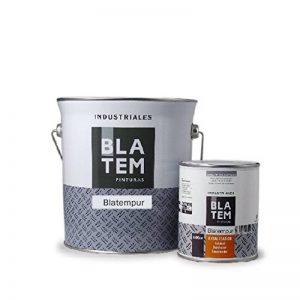 Peinture pour Piscine coque Polyester Blanc 4 L de la marque Blatem image 0 produit