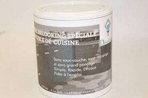 Peinture relooking meubles de cuisine 2 Litres (Blanc) de la marque DIRECT USINE image 0 produit
