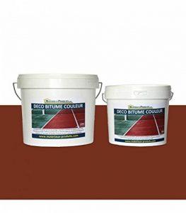 Peinture résine pour bitume enrobé Rouge Tennis 12 Kg Rouge Tennis de la marque MATPRO image 0 produit