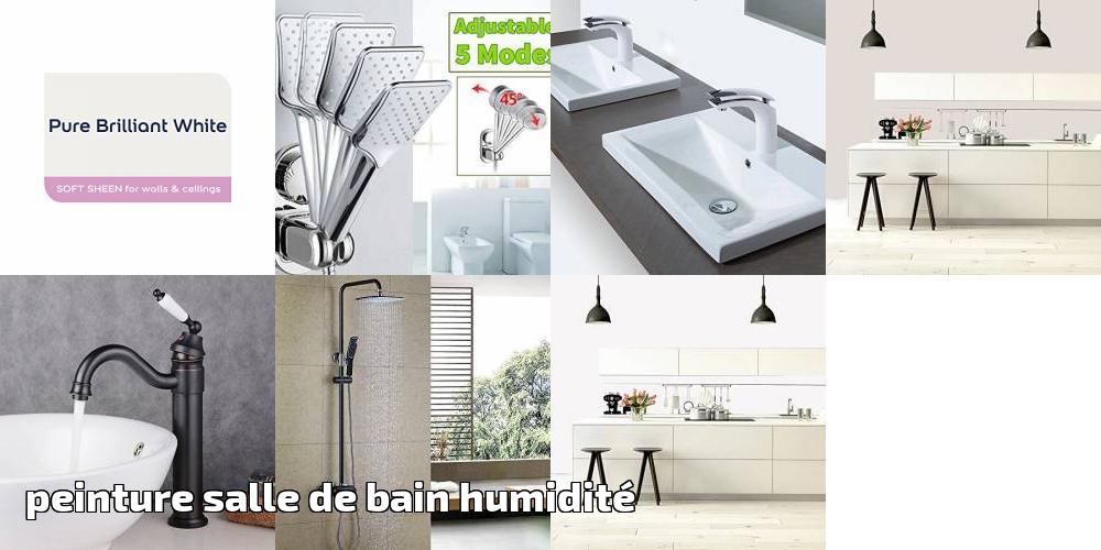 Peinture salle de bain humidit choisir les meilleurs - Peinture anti humidite pour salle de bain ...