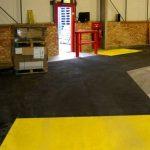 PEINTURE SOL 20 litres NOIR (28 kg +/-,170 m2) INTÉRIEUR/EXTÉRIEUR revêtement industriel béton usine atelier parking de la marque COLORSONLINE-PAINTMASTER image 4 produit