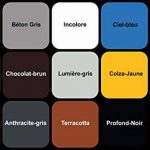 Peinture Sol Beton Industriel extérieur et intérieur RAL 7016 Gris anthracite 5L de la marque Wowe image 1 produit
