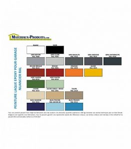 peinture sol epoxy garage TOP 3 image 0 produit