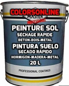 peinture sol extérieur gris TOP 13 image 0 produit