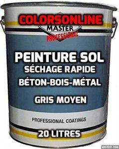 peinture sol gris béton TOP 7 image 0 produit