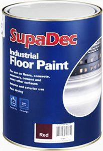 peinture sol rouge TOP 2 image 0 produit