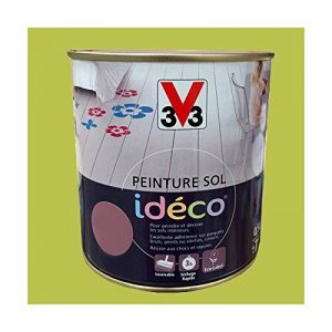 Peinture sol V33 Idéco Grenouille Satin 0.5L de la marque V33 image 0 produit