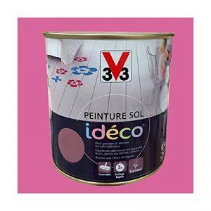 Peinture sol V33 Idéco Lola Satin 0.5L de la marque V33 image 0 produit