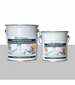Peinture étanche & élastique pour protection façade 20 Kg Gris perle de la marque MATPRO image 0 produit