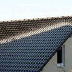 PEINTURE TOITURE Revêtement GRIS-ANTHRACITE 20 Litres- (28 kg +/-, 140 m2 par application) Tuiles, Tuiles de bois, tôles de toiture métallique,tuiles en béton,Ciment tuiles. de la marque COLORSONLINE image 4 produit