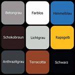 Peinture Toiture Revêtement Toit Tuile WO-WE W510 - Anthracite-gris similaire RAL 7016-20L de la marque Wowe image 2 produit