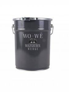 Peinture Toiture Revêtement Toit Tuile WO-WE W510 - Profond-Noir similaire RAL 9005-20L de la marque Wowe image 0 produit