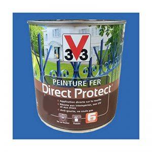 Peinture V33 Fer Direct Protect Bleu Vendée de la marque V33 image 0 produit