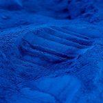 Pigment naturel exclusif pour béton et chaux: Bleu Azur - 1 Kg de la marque iBéton-by-Cyril-Claire image 1 produit