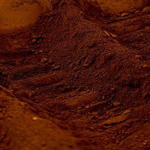 Pigment naturel pour béton et chaux:Terre d'ombre Calcinée - 1 Kg de la marque iBéton-by-Cyril-Claire image 0 produit