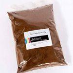 Pigment naturel pour béton et chaux:Terre d'ombre Calcinée - 1 Kg de la marque iBéton-by-Cyril-Claire image 3 produit