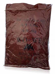 Pigment oxyde de fer colorants pour béton ciment enduit - Marron 25Kg de la marque Wowe image 0 produit