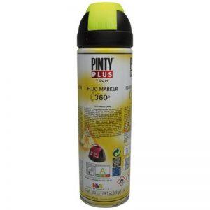 Pinty 254 Bombe chantier 500ml jaune t146 Non Concerné de la marque Pinty image 0 produit