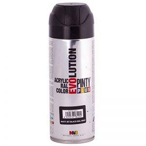 Pinty 597 Bombe 400ml noir ral 9005 mat Non Concerné de la marque Pinty image 0 produit
