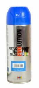 Pinty 611 Bombe 400ml bleu ral 5015 brillant Non Concerné de la marque Pinty image 0 produit