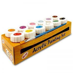 pot de peinture acrylique TOP 5 image 0 produit
