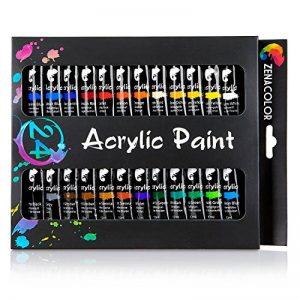 pot de peinture acrylique TOP 8 image 0 produit