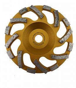 PRODIAMANT Qualité Professionnelle Disque Diamant à Meuler Béton 148 x 19 mm - diamant meule PDX82.918 Turbo 148mm pour Hilti de la marque PRODIAMANT image 0 produit