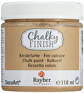 Rayher Chalky Finish Boîte 118ml taupe brown de la marque Rayher-Hobby image 0 produit