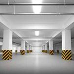 Resine epoxy peinture sol garage revêtement industriel beton Platine Gris 5Kg de la marque Wowe image 2 produit