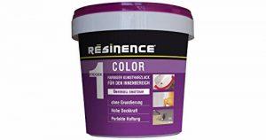 Resinence Color Résine époxy de couleur bi-matière - vernis satiné pour l'intérieur, 0,25l de la marque Resinence image 0 produit