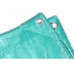 RFJJAL Bâche de Pluie Camping, Tissu de Couverture extérieure spécial Tissu en Plastique Double Face étanche, Vert, 10 m * 10 m de la marque RFJJAL Bâche image 3 produit