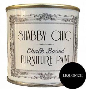 Réglisse Meubles Peinture Idéal pour créer un style shabby chic. 125ml de la marque Shabby-Chic-Furniture-Paint image 0 produit