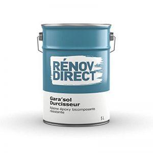 Rénovdirect Gara'sol Peinture Epoxy Bicomposante Résistante Béton Brut ou Peint, 5L Gris Cendré de la marque Rénovdirect image 0 produit