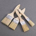 Rosenice 5pcs Pinceaux avec manche en bois pour peinture murale et meubles de la marque ROSENICE image 2 produit