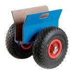 Rouleur porte-panneaux force 250 kg - Chariot porte panneaux rouleur porte panneaux manutention panneaux transport panneaux (15) de la marque LAREN image 2 produit