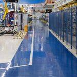 Résine peinture sol epoxy revêtement industriel béton usine atelier parking REVEPOXY TRAFIC INTENSIF de la marque ARCANE-INDUSTRIES image 2 produit