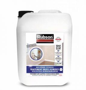 RUBSON 1800290 Stop Salpêtre Murs Intérieurs Incolore Bidon plastique 2.5L de la marque Rubson image 0 produit