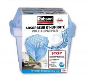 RUBSON 1852173 Absorbeur Basic Stop Humidité Classic de la marque Rubson image 0 produit
