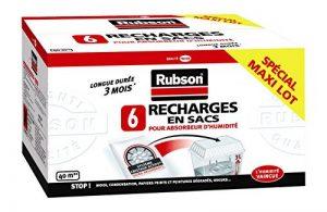 Rubson Recharges Classiques pour Absorbeur par 6 de la marque Rubson image 0 produit