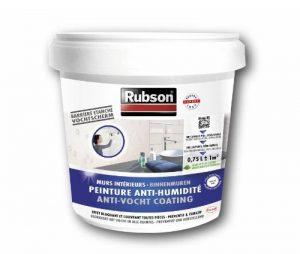 Rubson Stop Humidité Murs de Cave Blanc Pot plastique 0,75 L de la marque Rubson image 0 produit