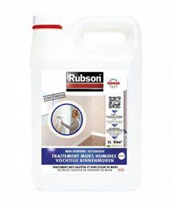 Rubson Stop Salpêtre Murs Intérieurs Incolore Bidon plastique 5 L de la marque Rubson image 0 produit