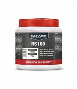 Rust-Oleum 100.75anti-dérapant, NS100, Additif pour éviter les Glissades et chutes, Blanc de la marque Rust-Oleum image 0 produit